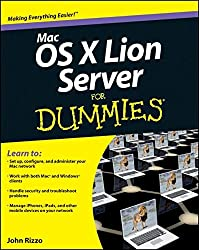 The perfect guide to help administrators set up Apple's Mac OS X Lion Server  With the overwhelming popularity of the iPhone and iPad, more Macs are appearing in corporate settings. The newest version of Mac Server is the ideal way to administer a Ma...
