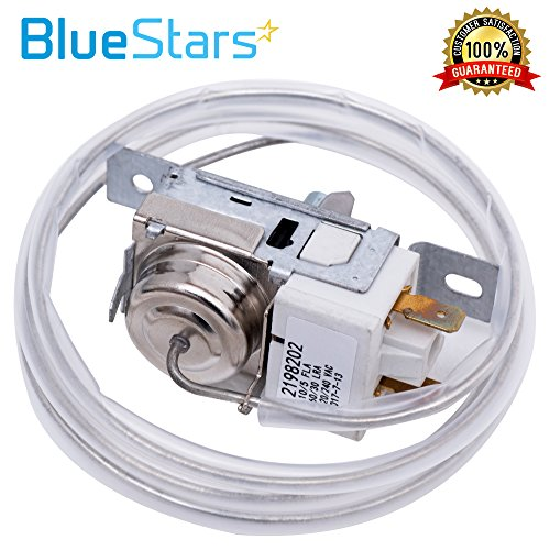 whirlpool thermostat 2198202 - 4