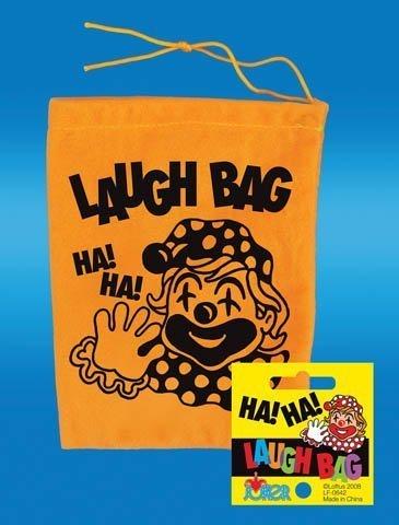 Loftus International The Classic Laugh Bag Novelty Item