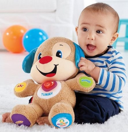 Fisher Price Laugh & Learn Smart Stages Puppy | Babies Toys Learn Smart Stages | Educational toys for toddlers, Infants ()