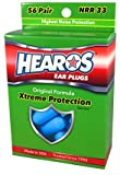 (US) HEAROS Xtreme Protection Series Ear Plugs, Blue, 56 Pair