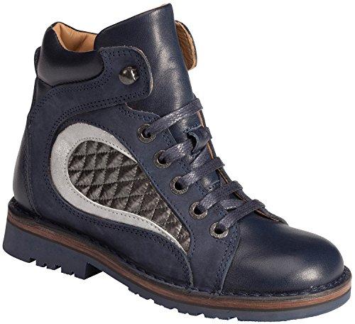 Piedro ortopédico de conceptos de los niños calzado-Modelo r25001 marrón oscuro