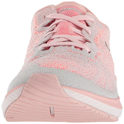 Ua Flush Blur Femme Running Pink De ghost Gray Armour W Burn after Chaussures Under t6w84xW