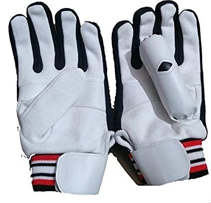e123f6ad89b Buy AS Cricket Batting Gloves. Online at Low Prices in India - Amazon.in