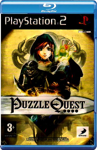Puzzle Quest: Challenge of the Warlords - PS2