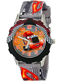 Kids' W001985 Cars Analog Grey Watch