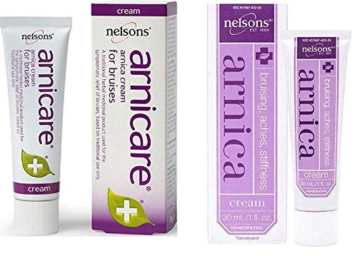 Nelsons Arnica Cream 1 Ounce (Packaging may vary)