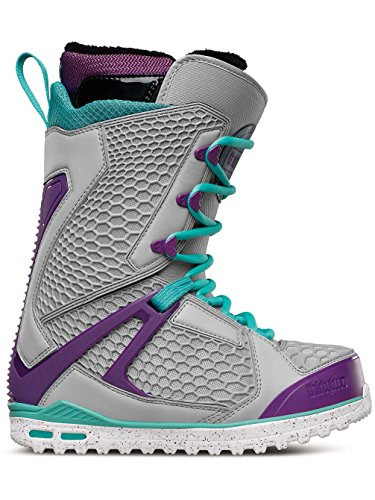 thirtytwo Team Two Women's Snowboard Boots, Black, Size 5