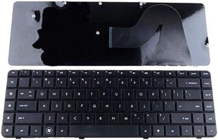 perlo33ER - Teclado Americano para Ordenador portátil con ...