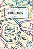 Port Louis: Ruled Travel Diary Notebook or Journey  Journal - Lined Trip Pocketbook for Men and Women with Lines