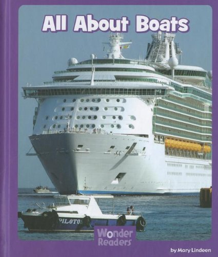 All About Boats (Wonder Readers: Social Studies) PDF