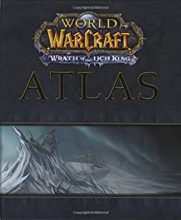World of warcraft atlas second edition bradygames 9780744010473 world of the warcraft atlas wrath of the lich king brady games world gumiabroncs Choice Image