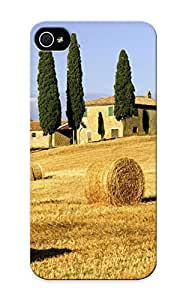 Goldenautumn Anti-scratch And Shatterproof Beautiful Tuscany, Italy Phone Case For Iphone 5/5s/ High Quality Tpu Case