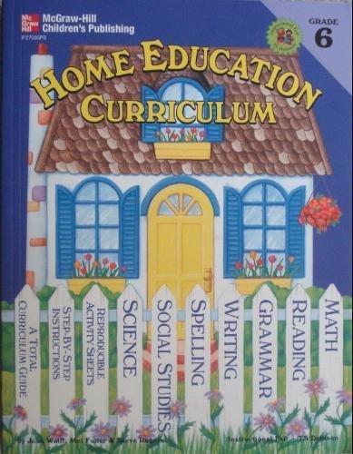 Home Education Curriculum: Grade 6