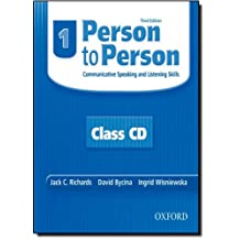 Person to Person, Third Edition: Level 1 Class Audio CDs (2)