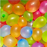 Anfu Water Bunch Balloons New Update 2018-8 Bunch Makes 296 Quick Fill Self Sealing Water Balloons 3 Minutes - Hot Summer Fun Toy Set