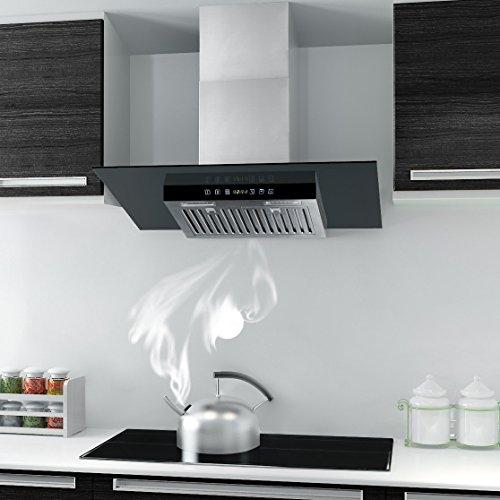 Adjustable Chimney Style Range Hoods ~ Firebird new quot european style wall mount stainless steel