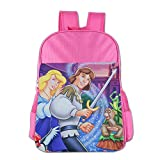 The Swan Princess Children School Backpack Pink