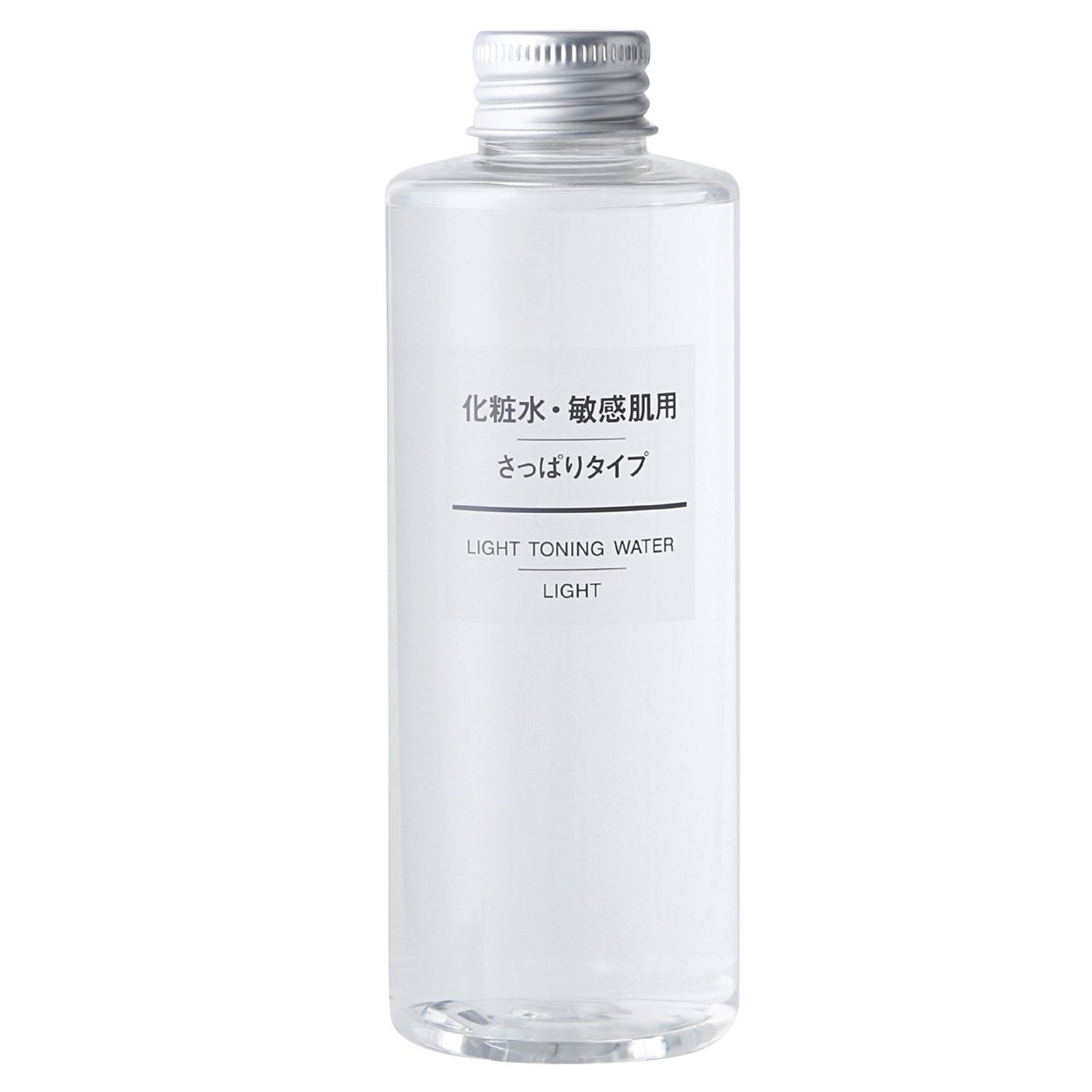 MUJI Sensitive Skin Moisturizing Toning Water/Toner Light - 200ml