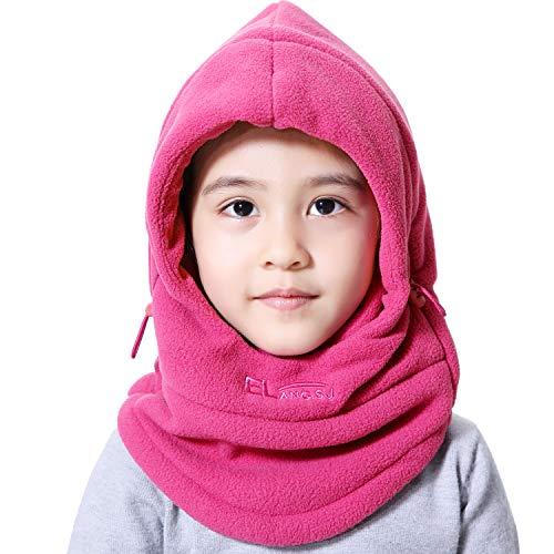 轻且保暖的儿童防寒帽\围巾,10种颜色