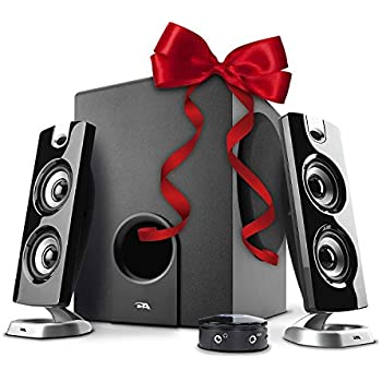 logitech z680 5 1 computer speakers 5 speaker silver electronics. Black Bedroom Furniture Sets. Home Design Ideas