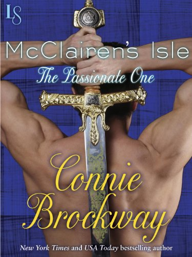 McClairen's Isle: The Passionate One cover