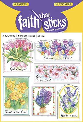 (Spring Blessings (Faith That Sticks Stickers))