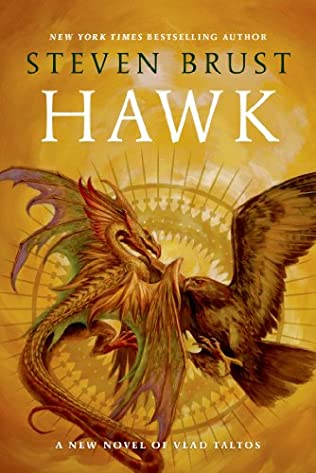book cover of Hawk