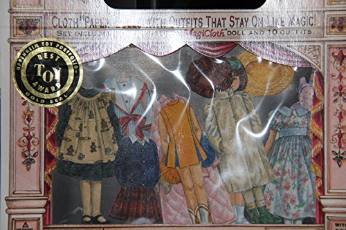 """Cloth """"Paper"""" Dolls With Outfits That Stay On Like Magic - Introducing Betsy McCall Nr. 11 - The Betsy McCall Series"""