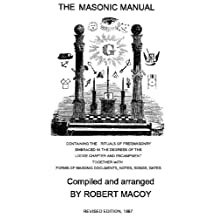 THE  MASONIC MANUAL  A pocket Companion for the Initiated