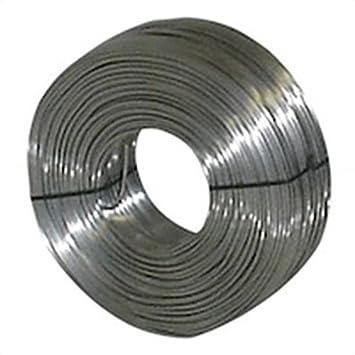 Ideal Reel 132-77553 18 Gauge Black Annealed Mechanic Wire