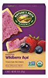 Nature's Path Organic Frosted Toaster Pastry Wildberry 11oz[ Pack of 2]