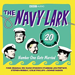 Navy Lark 20 Radio/TV Program