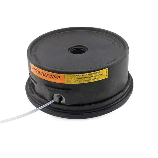 Chuancheng Cabezal de desbrozadora para Stihl Autocut 40-2 FS290 FS300 FS310 FS360 FS410 FS450 FS490 Strimmer Brushcutter Spool Head 4003 710 2189