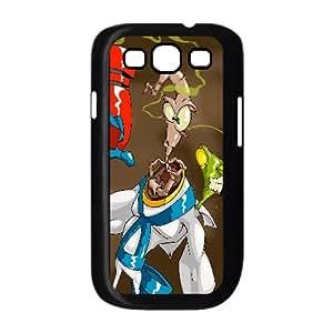 Earthworm Jim Game Samsung Galaxy S3 9 Cell Phone Case Black 05Go-177465