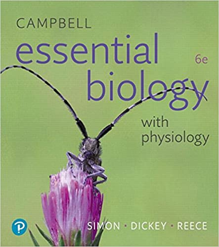 Amazon com: Campbell Essential Biology with Physiology (6th