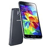 Samsung Galaxy S5 SM-G900F G900 4G LTE 16GB International Unlocked Version (Black)
