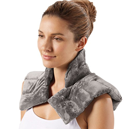 Brookstone Theraspa Herbal Hot & Cold Neck (Herbal Heat Wraps)