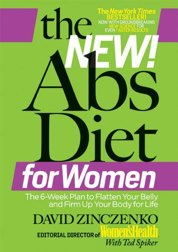 Abs Diet Cookbook (The New Abs Diet for Women: The Six-Week Plan to Flatten Your Stomach and Keep You Lean for Life)