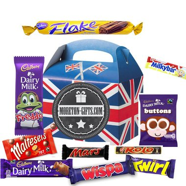 British Ultimate Chocolate Box