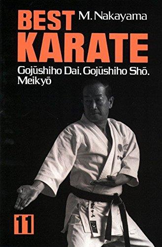 Best Karate, Vol.11: Gojushiho Dai, Gojushiho Sho, Meikyo (Best Karate (Best Karate Series)