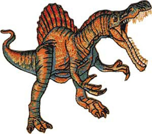 C&D Visionary Application Dinosaurs Velociraptor Patch