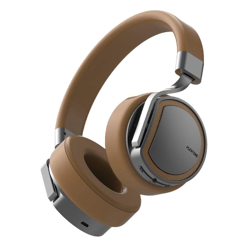 PLEXTONE BT270 Bluetooth Headset-Gold