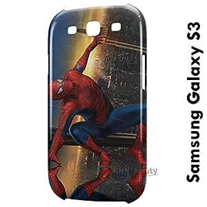 Carcasa Funda Galaxy S3 Spiderman 4 Protectora Case Cover