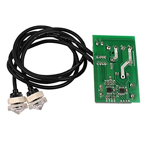uxcell Dual Liquid Level Detection Sensor Module Infrared Level Alarm: Amazon.com: Industrial & Scientific