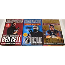 Authors Richard Marcinko and John Weisman Three Book Bundle Collection, Includes: Rogue Warrior II - Task Force Blue - Designation Gold