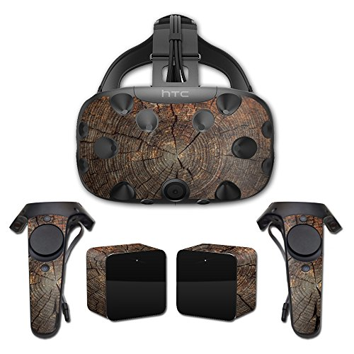 MightySkins Skin For HTC Vive Full Coverage - Trunk | Protective, Durable, and Unique Vinyl Decal wrap cover | Easy To Apply, Remove, and Change Styles | Made in the USA by MightySkins