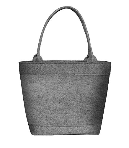 BERTONI, Borsa a spalla donna Multicolore Grau, Schwarz, Mehrfarbig XL
