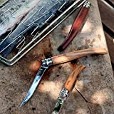 Opinel Slim Series No. 10 Olivewood - Outdoor