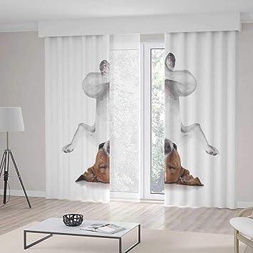 Amazon.com: iPrint - Cortinas de yoga para decoración de ...